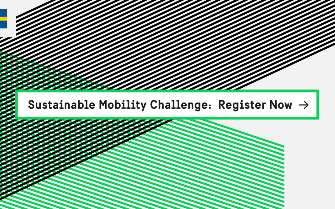 Finished: New innovation competition seeks world's best mobility solutions!